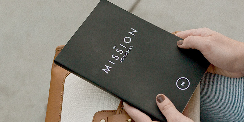 Journal in Hand Mission